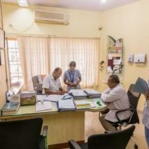 Consultations at BHIO