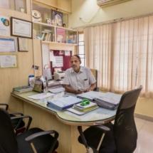 Dr. M S Vishveshwara , Chief Radiation Oncologist