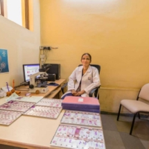 Dr. Kavitha B, Our consultant Pathologist