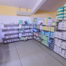 Medical Supplies at BHIO