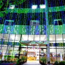Welcome illuminations at BHIO