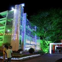 Festive Illuminations at BHIO