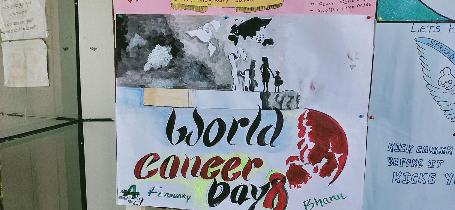World cancer day – 2021
